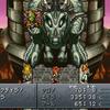 クロノ初期レベル、アザーラ&ブラックティラノ戦(DS版クロノトリガー)