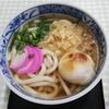 ガッチリ田舎麺と独特な飲食スタイルは一見の価値あり @大川製麺