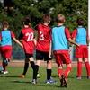 ボールを使用するサッカートレーニングのメリット