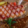 谷川岳帰り「肉屋のレストラン育風堂」にて絶品ポークで満たされる(カツ丼追記)