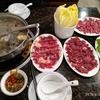 深圳の友人と汕头八合里海记牛肉店へ