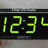 TM1637-LEDをライブラリーなしで簡単表示