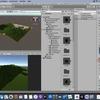 Unity フィールドを作って木や草を設置する方法。 Unity学習11