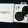 「Knops」(音量調節ができるアナログ耳栓)を使ってみた