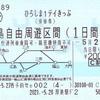 ひろしま1デイきっぷ