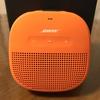キャンプに最適なスピーカー!BoseのSoundLink Micro speakerレビュー