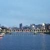隅田川橋梁ライトアップ