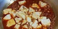 麻婆豆腐、しびれ多め🤬🤬🤬🤬