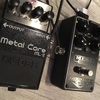 BOSS ML2とMESA/BOOGIE THROTTLE BOXの比較
