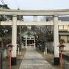 柴又〜流山④ー半田稲荷神社