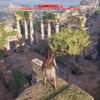 【ゲーム:ACオデッセイ】アサシンクリードオデッセイでオリジンズとギリシャ旅行を思い出すのだわ!!
