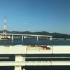 私の好きな橋の一つ海田大橋です。