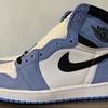 """【サイズ感など】Nike Air Jordan 1 Retro High OG """"University Blue"""""""