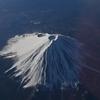 ✈羽田→熊本 ラッキー富士山🗻☺