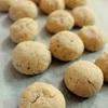 さくほろ食感♪ココナッツオイルで作る☆作業時間10分でできる。ヘルシーなスノーボールクッキー。