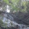 岐阜県恵那市にある串原七つの滝(来若の滝)