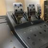 Logicool GシリーズのブレーキペダルMODにMONO消しゴムの質感が良いゾ!