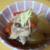 【ホットクック調理】簡単和食!大根と鶏肉の煮物レシピ