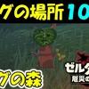 【ゼルダ無双】 コログの森 コログの場所10ヶ所  【厄災の黙示録】 #15