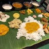 ヨガと南インドご飯の会