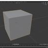 Blender2.8でカメラ移動時にズームができなくなる問題の対処方法
