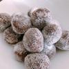 ココアスノーボールクッキーも糖質オフで簡単に!