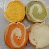 明石ビブレの「バリュックプリュス」の「紅茶とクリームチーズのメロンパン」と「ベジラウンド」を食べた感想