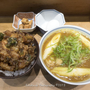 日本で初めての、カレー蕎麦専門店!らしい@新橋〆之助 東京都港区 初訪問