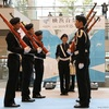 横浜音祭り2019 陸上自衛隊高等工科学校ドリル部