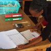 ケニアからの催促はチャットにて