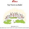 【環境構築】rails new ~ MySQLの初期設定
