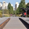 京春(キョンチュン)線 再生された廃線跡を歩く