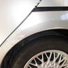 ラウム 20系(リヤクォーター)キズ・ヘコミの修理料金比較と写真 初年度H15年、型式NCZ