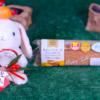 【香ばしクッキーサンド キャラメル&バニラ】ファミリーマート 1月7日(火)新発売、ファミマ コンビニ スイーツ 食べてみた!【感想】