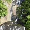 日本三大名瀑の一つ袋田の滝。