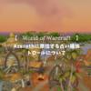【World of Worcraft】Trollについて