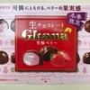 【ロッテ冬季限定】『ガーナ生チョコレート芳醇ベリー』を食べたのでレビュー。