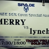 1205MERRY×lynch.@名古屋SPADE BOX