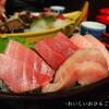 ●三浦三崎港「くろば亭」のまぐろ料理