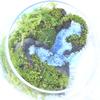 #小さな緑の世界 テラリウム #新作