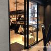 梅田で早朝にオープンしてるカフェ・茶屋町あるこ『THE CITY BAKERY』のブラウニー(感想レビュー)