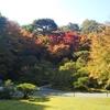 大河内山荘の紅葉20181111撮影、京都嵐山