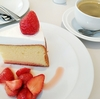 MARGARET HOWELL  CAFE @二子玉川 イギリス伝統のヴィクトリアケーキ