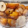 ヤマナシで果実酒を造る