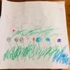 3歳10ヶ月 絵で見る子どもの成長記録⑤