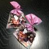 今年のバレンタインチョコも手作り。材料道具はダイソーで…
