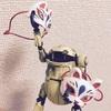 遊べるoh!面!シリーズ「日本のお面」のガチャガチャは単体よりも何かに付けた時に効果を発する!