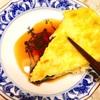 小豆さんのレシピで作ったそうめんチヂミは美味しかったです。