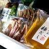 国内唯一「かに料理・現代の名工」の宿!幻の間人ガニの贈物のご注文が増加しています!