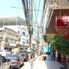 タイ−ミャンマーの国境越え